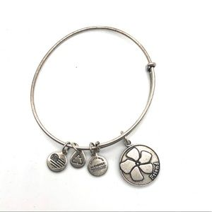 Alex and Ani Friends 2015 Bracelet